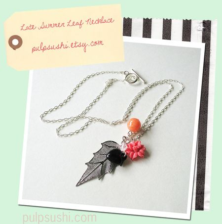 Leafnecklace