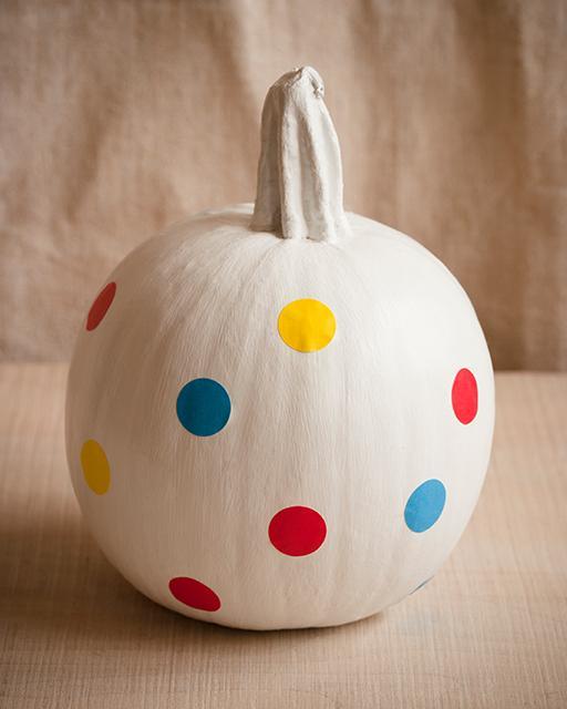 Polka_dot_pumpkin