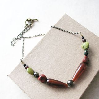 Forrest_stone_bead_necklace