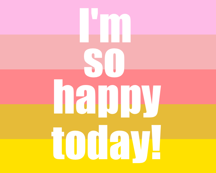 Happytoday