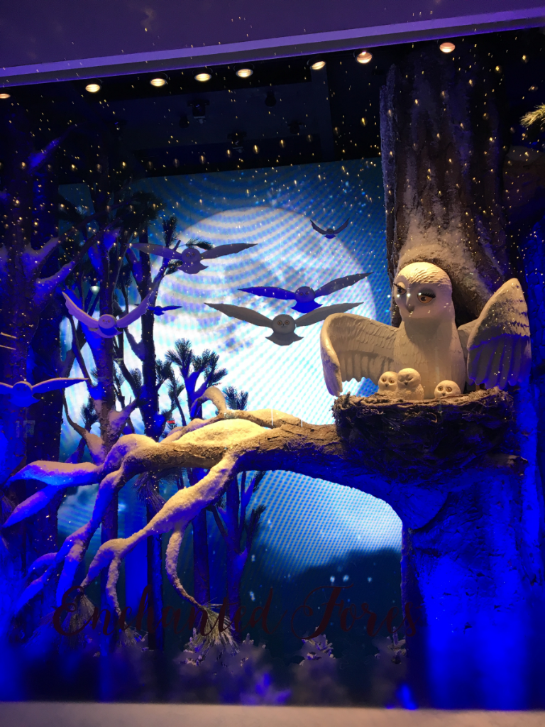 Lord and Taylor Holiday Windows 2016