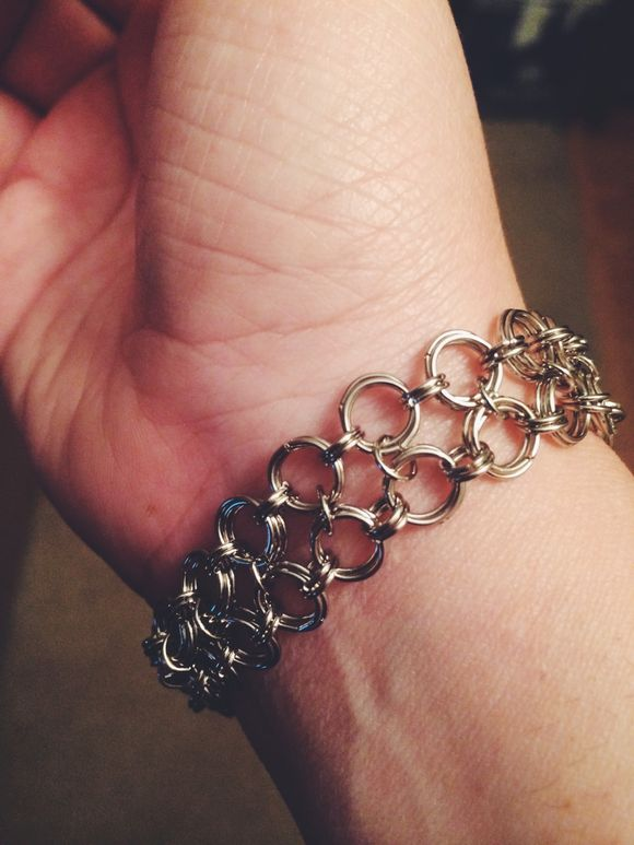 Adventures in Chainmaille