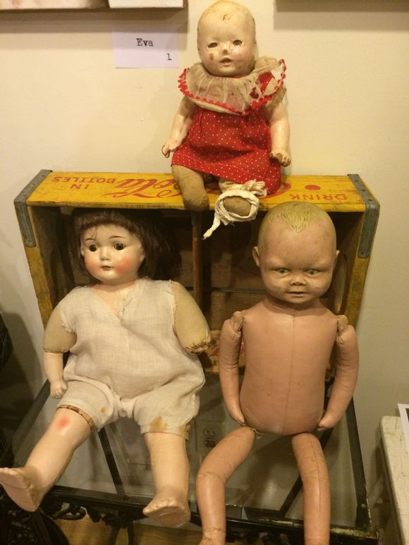 Do You Like Creepy Dolls?