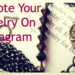 Promote Your Jewelry Business On Instagram
