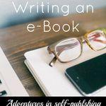 I'm Writing An E-Book!