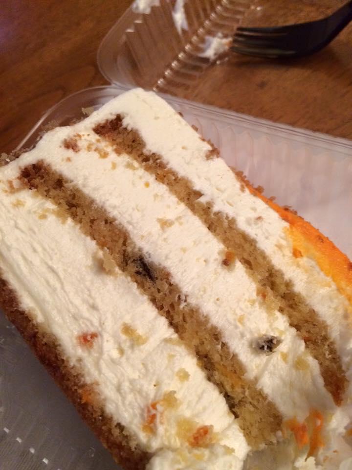 Carrotcheesecake