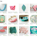 Pops Of Pink - Etsy Treasury Gift Ideas