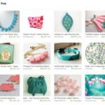 Pops Of Pink - Etsy Treasury Gift Ideas